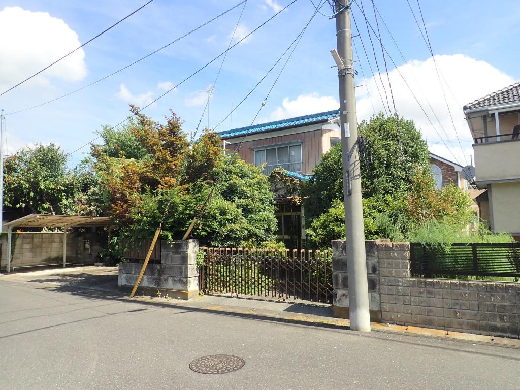 田中町の空き家の写真です。